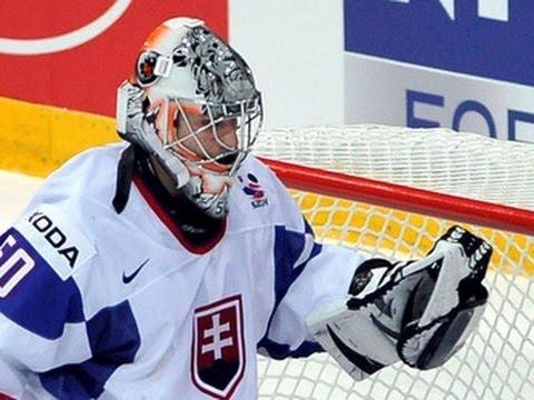 Sochi 2014 RUS-SVK Ján Laco HIT