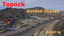 Topock - Golden Shores Arizona - Wildlife Refuge - March 2020