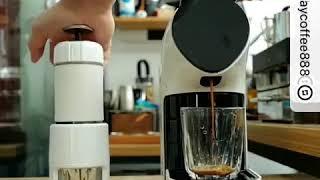 Кофеварка Staresso.