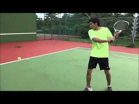 พื้นฐานกีฬาเทนนิสเบื้องต้น