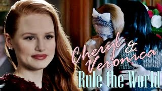 cheryl veronica rule the world riverdale 1x05