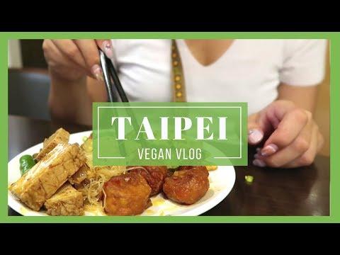 長春素食 EVERGREEN VEGAN BUFFET IN TAIPEI