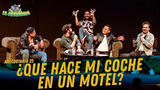 La Cotorrisa - Anecdotario 25 - ¿Qué hace mi coche en un motel? ft. Mau Nieto