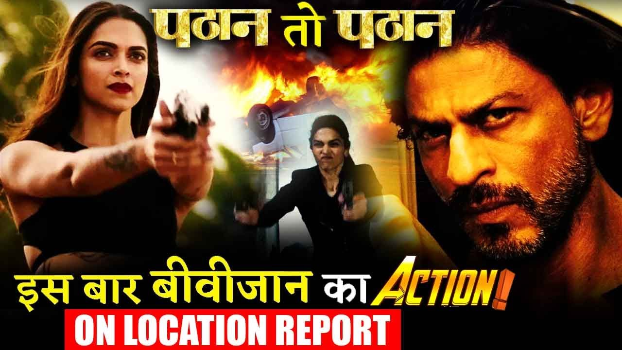 Download New Update on Shahrukh khan starrer PATHAN : Deepika padukone is doing such Action Scene !