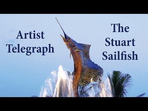 Artist Telegraph, How Sailfish Sculpted my life