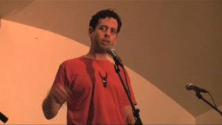 "Scott Kravitz Performs His Story, ""Sheila"""