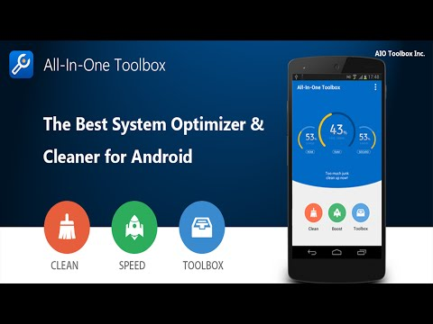 All In One Tool Box Best Android Cleaner Application Review