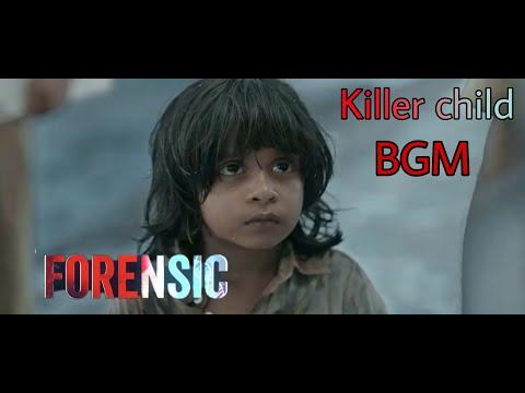 Forensic Malayalam Movie Killer Child Bgm Tovino Thomas Mamtha Mohandas Akhil Paul Anas Khan Youtube