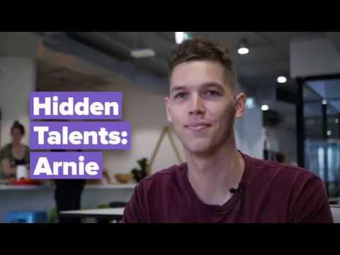 Hidden Talents of JDP  Arnie Harry
