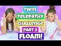 Twin Telepathy Slime Challenge Part 3 - Floam!