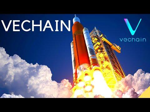 VeChain Announces 1