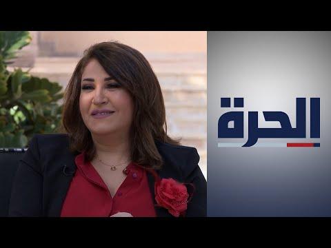 لقاء خاص مع الشاعرة السورية سهام شعشاع  - 12:59-2020 / 6 / 4