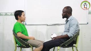 Trần Thanh Ý Tình - English Skills Long Đức - Thi Speaking Lớp Up2