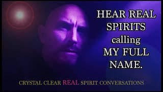 CHILLS! Crazy **REAL** Spirit Conversations, An INTRUDER in our GARAGE and More!