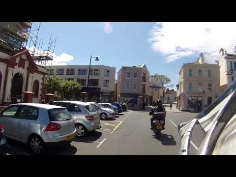 Ramsey Seafront, Isle of Man - TT Week 2015