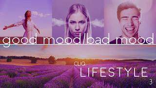 CLIQ. Lifestyle English Vocabulary (in a good mood/in a bad mood)