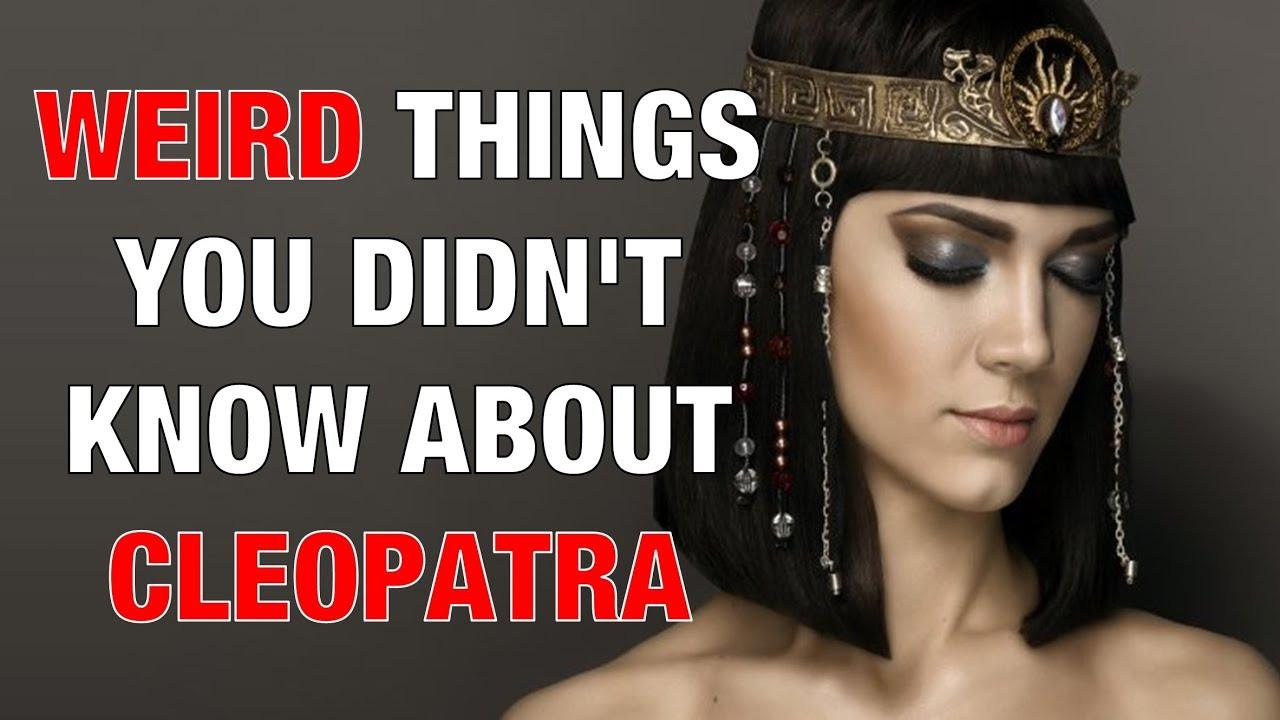 cleopatra movie facts