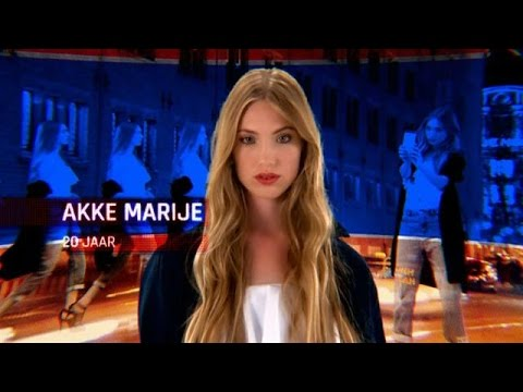 Intro Holland's Next Top Model 2016 - HOLLAND'S NEXT TOP MODEL