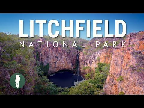 Litchfield National Park In 4K, Northern Territory, Australia