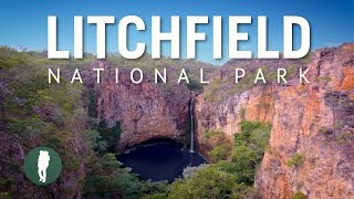 Litchfield National Park in 4K, Northern Territory, Australia