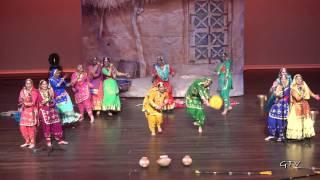 Majajana @ Bay Area Bhangra Giddha Competition 2016