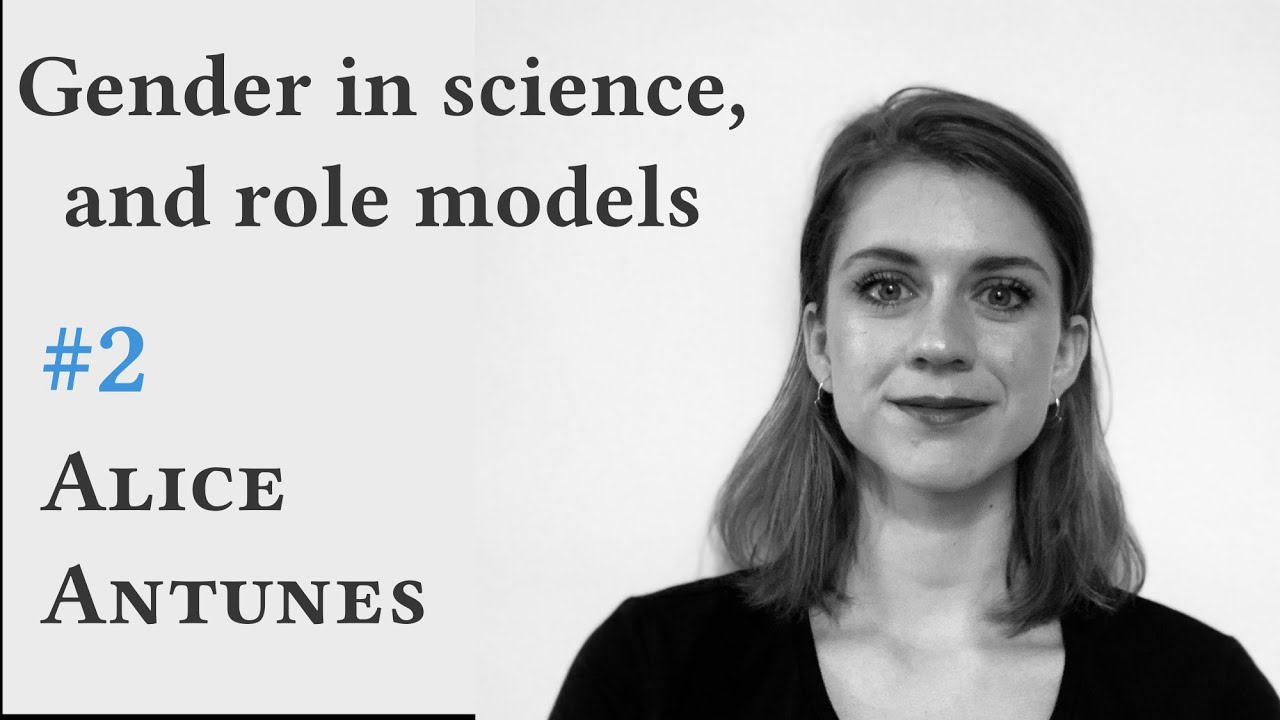 Alice Antunes: Woman in economics, role models and gender in science, from NGO to a PhD [podcast 2]
