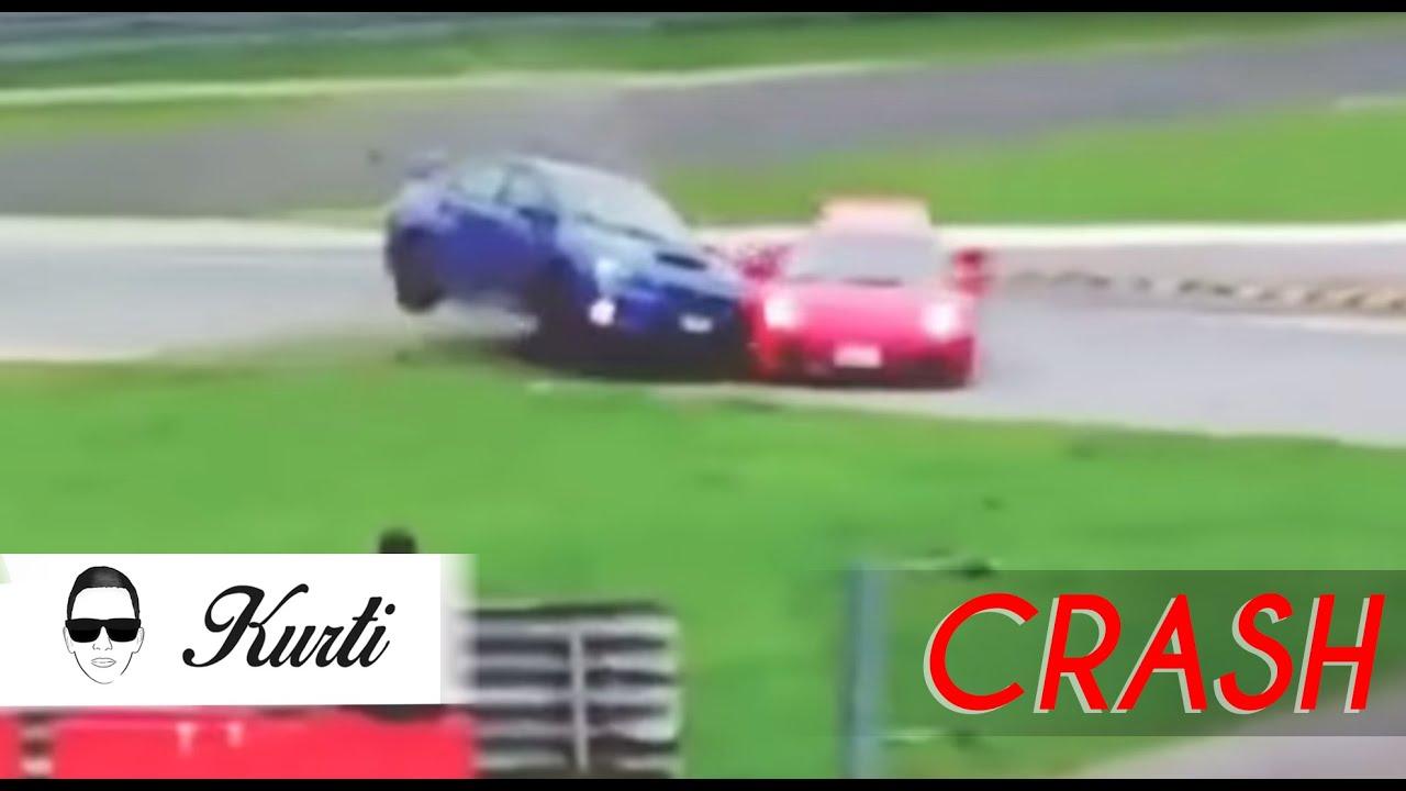 Subaru kills ferrari crash youtube subaru kills ferrari crash freerunsca Choice Image