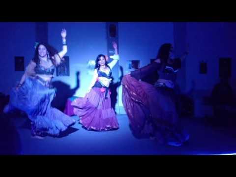 Miss Gema tribal en Nexus puebla