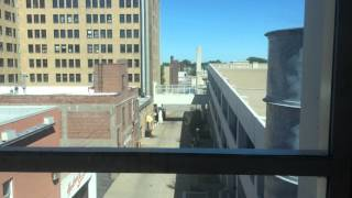 KONE Traction Elevator @ Midtowne Garage, Moline, IL