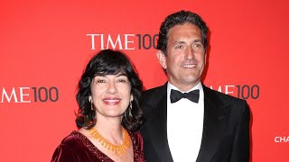 Download Video CNN's Christiane Amanpour Separating From Husband MP3 3GP MP4