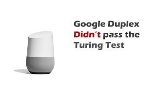 Understanding AI: Is Google Duplex Dangerous? (With Extra Duplex Recordings)