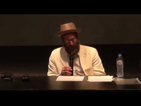Lecture - On Uncreative Writing by Kenneth Goldsmith, Novi Sad