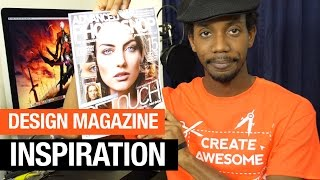 Graphic Design Magazines for Inspiration