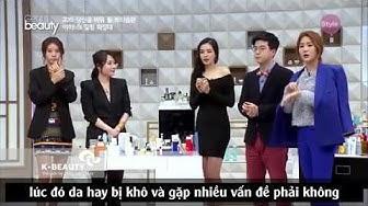 K-BEAUTY | Review kem dầu ngựa Guerisson 9 Complex Horse oil Cream tại chương trình Get It Beauty