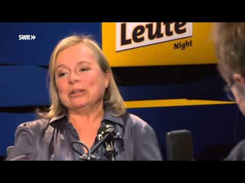 Christine Urspruch: Schauspielerin und TatortStar  SWR1 Leute