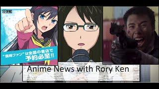 Anime News: Ane Log OVA Preview & Live Action Akira