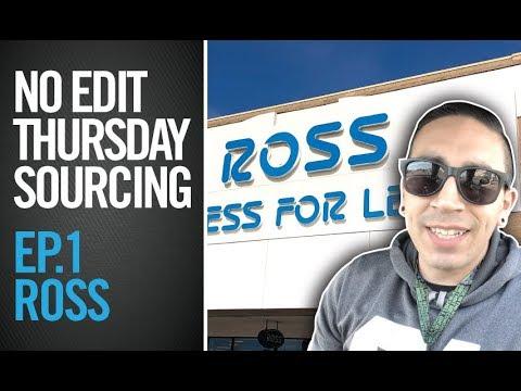 EP 1. ROSS FULL SOURCING TRIP FOR EBAY / AMAZON