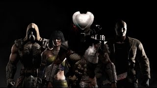 Mortal Kombat X - Kombat Pack Trailer