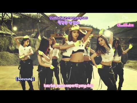 SNSD - Catch me if you can IndoSub (ChonkSub16)