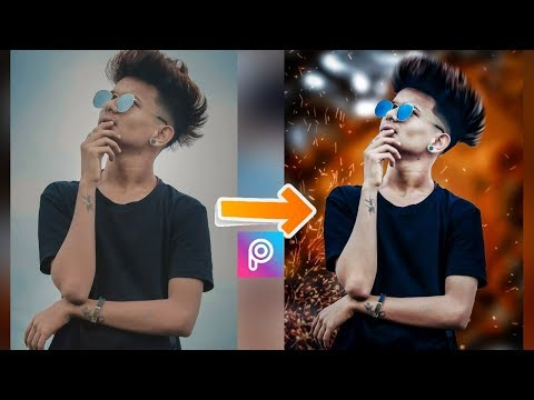 New CB Editing in Snapseed || PicsArt Stylish Editing 2019 || How to Edit Like Photoshop