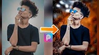 New CB Editing in Snapseed PicsArt Stylish Editing 2019 How to Edit Like Photoshop