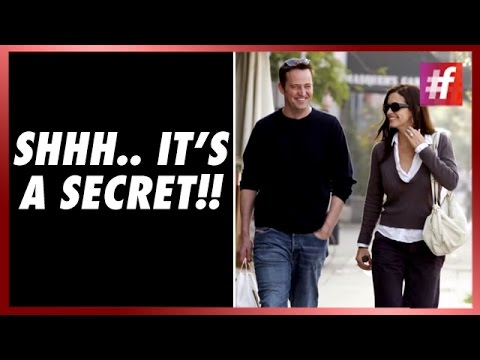 Are Matthew Perry And Courteney Cox Secretly Dating? Real Life F.R.I.E.N.D.S Story