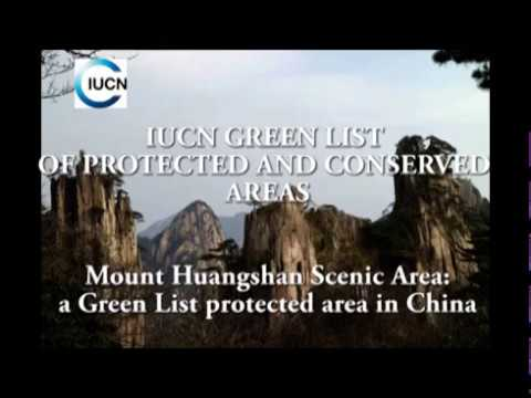 IUCN Green List Standard – impressions from Mount Huangshan Scenic Area, China
