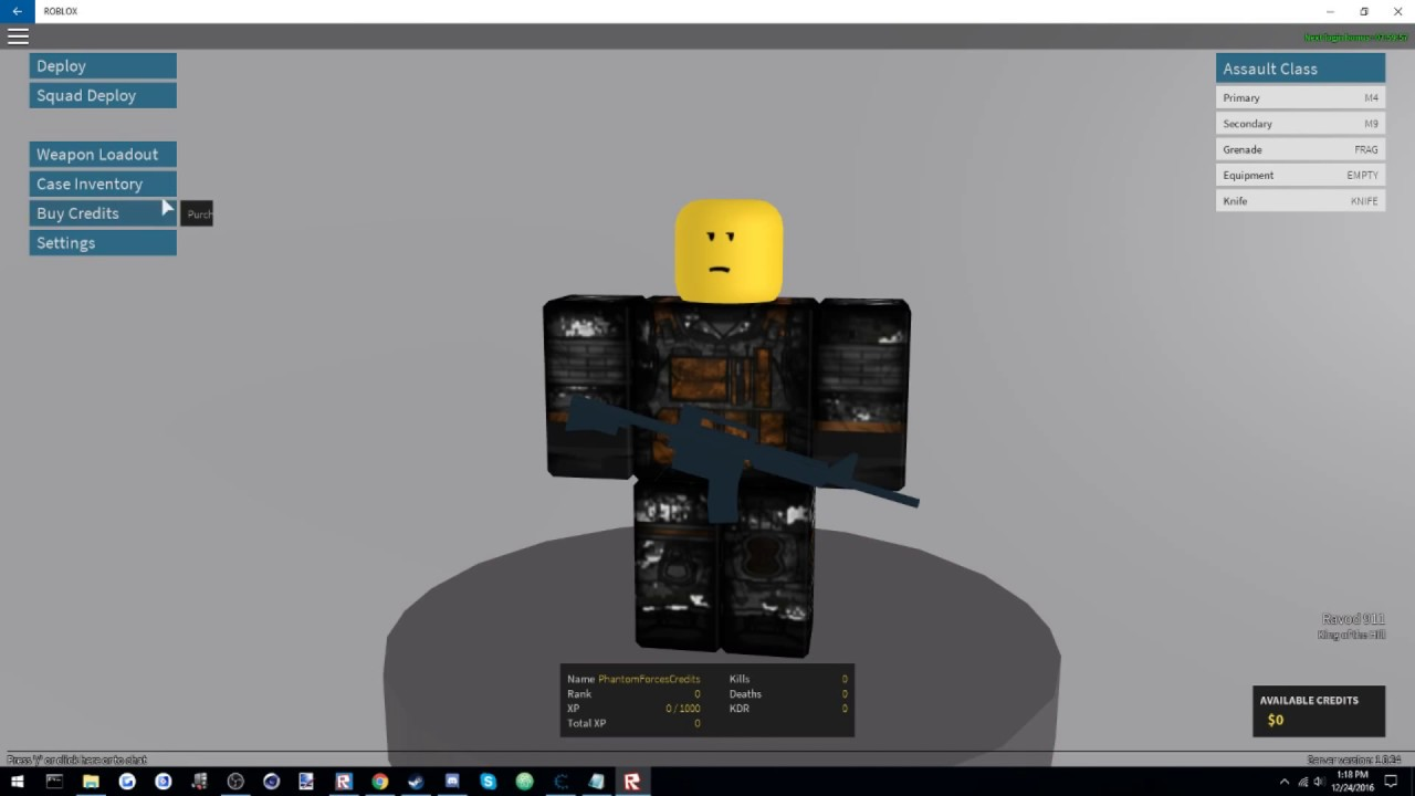 100 Working Roblox Phantom Forces Credit Hack Youtube