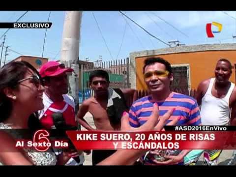 Kike Suero Está De Aniversario: 20 Años De Risas Y Escándalos (1/2)