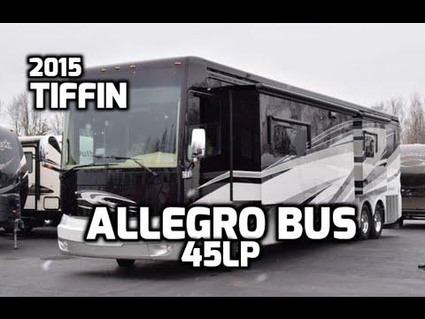 Tiffin Allegro Bus Factory Tour
