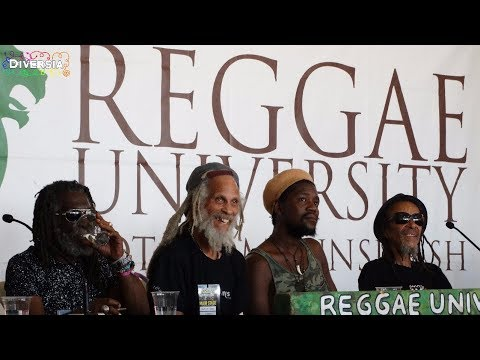REGGAE UNIVERSITY - INNA DE YARD FT. KIDDUS I & CEDRIC CONGO MYTON - ROTOTOM SUNSPLASH 2017