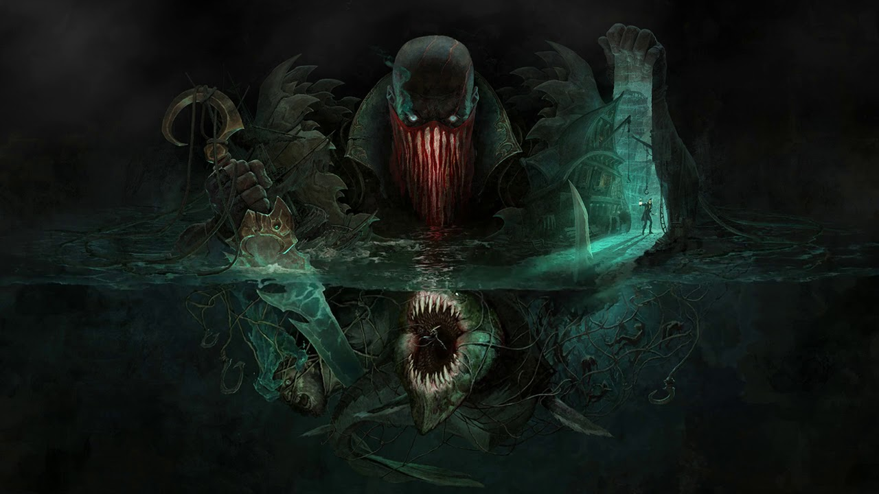 1920x1080 Hd Wallpapers For Your Desktop: Pyke For Wallpaper Engine