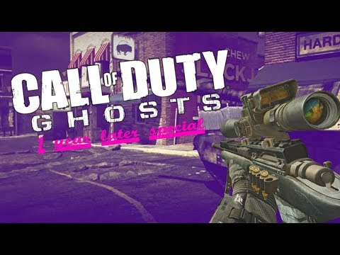 Playing some CoD Ghosts (1 year later special)|Road to 200 subs