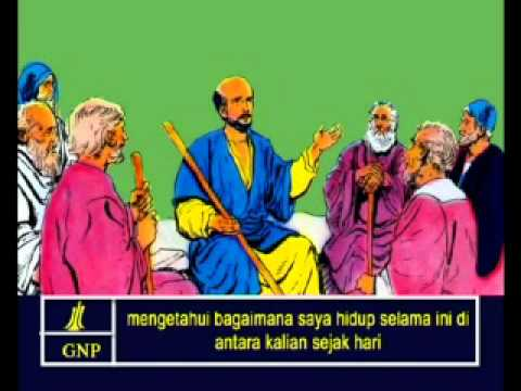 Acts 20 Indonesia Picture Bible